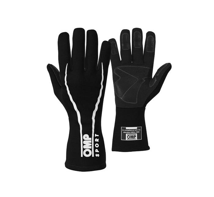 Omp Sport Gloves: OMP Sport Race Gloves